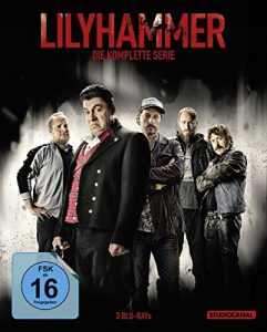 Lilyhammer – Staffel 1-3 Gesamtedition [Blu-ray]