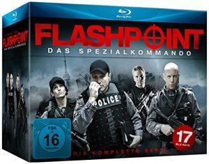Flashpoint – Das Spezialkommando – Die komplette Serie [Blu-ray]