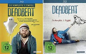 Deadbeat Staffel 1+2 [Blu-ray Set]