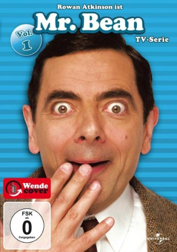 Mr. Bean - TV-Serie, Vol. 1