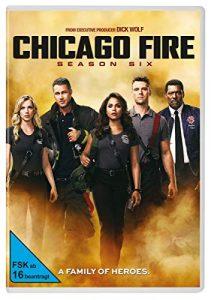 Chicago Fire – Staffel 6 [6 DVDs]