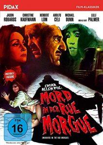 Mord in der Rue Morgue (Murders in the Rue Morgue) / Hochspannende Edgar Allan Poe-Gruselverfilmung mit Starbesetzung (Pidax Film-Klassiker)