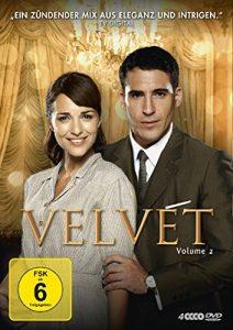 Velvet – Volume 2 [4 DVDs]