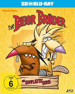 Die Biber Brüder – Die komplette Serie (SD on Blu-ray)