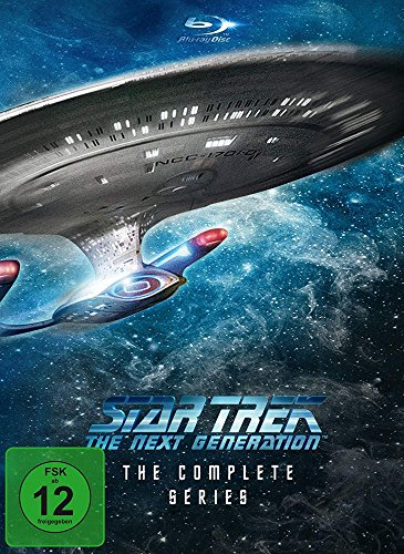 Star Trek - The Next Generation (The Complete Series) [Blu-ray]