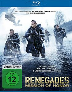 Renegades – Mission of Honor [Blu-ray]