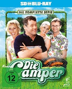 Die Camper – Die komplette Serie  (SD on Blu-ray)