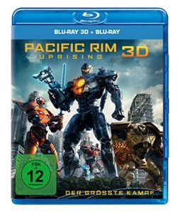 Pacific Rim – Uprising  (+ Blu-ray 2D)