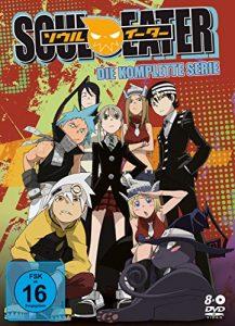Soul Eater – Die komplette Serie [8 DVDs]