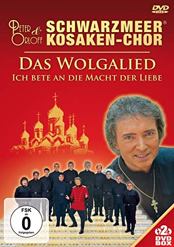 Peter Orloff & Schwarzmeerkosaken-Chor - Das Wolgalied & Ich bete an die Macht der Liebe [2 DVDs]