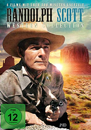 Randolph Scott Western Collection [2 DVDs]