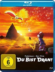 Pokemon – Der Film: Du bist dran! [Blu-ray]
