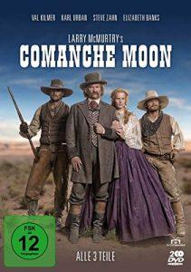Comanche Moon – Alle 3 Teile [2 DVDs]