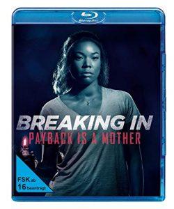 BREAKING IN – Rache ist ein Mutterinstinkt [Blu-ray]