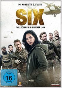 Six – Die komplette 2. Staffel [3 DVDs]