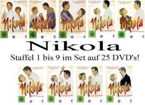 Nikola – Staffel 1-9: Komplette Serie (25 DVDs) [DVD]