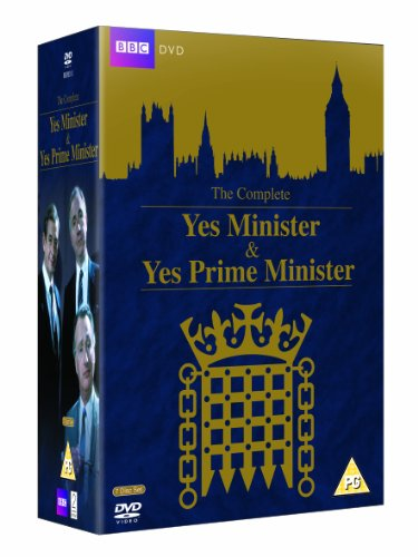 The Complete Yes Minister & Yes Prime Minister - Collector's Boxset [7 DVDs] [UK Import]