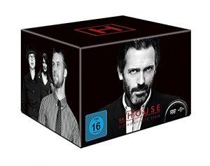 Dr. House – Die komplette Serie, Season 1-8 (46 Discs)