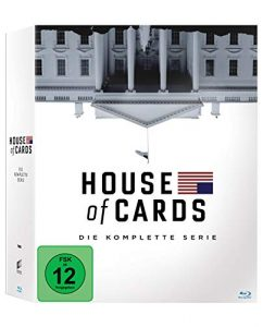 House of Cards – Die komplette Serie (Blu-ray)