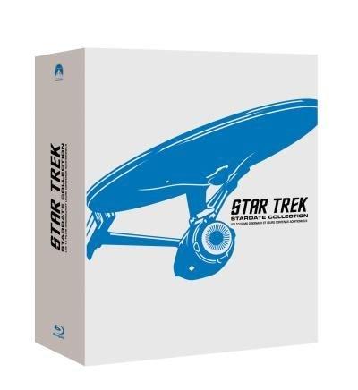 Star Trek Filme 1 bis 10 - Blu-ray Stardate Collection - EU Import in Deutsch und Englisch