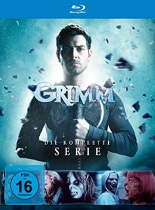 Grimm – Die Komplette Serie [Blu-ray]