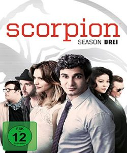 Scorpion – Season drei [6 DVDs]