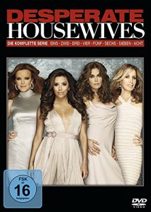 Desperate Housewives – Die komplette Serie [49 DVDs]