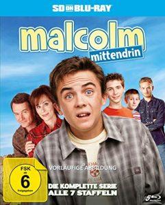 Malcolm mittendrin – Die komplette Serie (Staffel 1-7) (SD on Blu-ray)