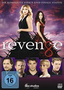 Revenge – Die komplette vierte Staffel [6 DVDs]
