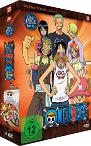 One Piece – Box 10: Season 9 (Episoden 295-325) [6 DVDs]