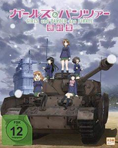 Girls und Panzer – Das Finale: Teil 1 – Limited Edition [Blu-ray]