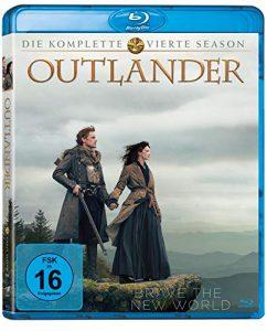 Outlander – Die komplette vierte Season [Blu-ray]