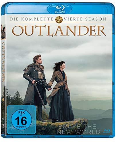 Outlander - Die komplette vierte Season [Blu-ray]