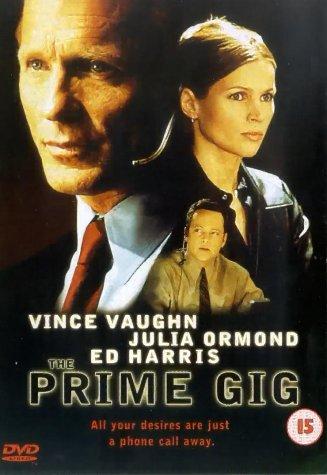 Prime Gig Vince Vaughn DVD Crime Thrillers Drama NEW-KOSTENLOSE LIEFERUNG