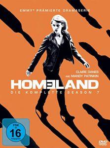 Homeland – Die komplette Season 7 [4 DVDs]