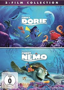 Findet Dorie / Findet Nemo – 2-Film Collection [2 DVDs]