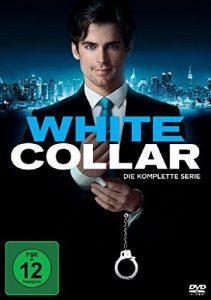 White Collar – Die komplette Serie (22 Discs)