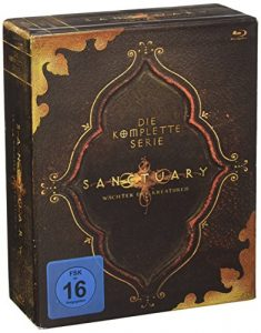 Sanctuary – Die komplette Serie [Blu-ray]