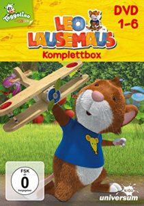 Leo Lausemaus – Komplettbox [6 DVDs]