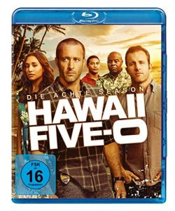 Hawaii Five-0 (2010) – Season 8 [Blu-ray]