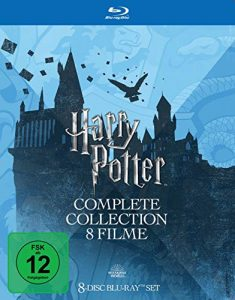 Harry Potter: The Complete Collection [Blu-ray]