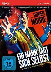 Ein Mann jagt sich selbst (The Man Who Haunted Himself) / Psychothriller mit Bond-Darsteller Roger Moore in einer Doppelrolle (Pidax Film-Klassiker)