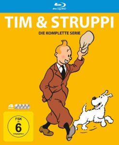 Tim & Struppi – Die komplette Serie [Blu-ray]
