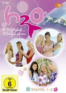 H2O – Plötzlich Meerjungfrau – Die komplette Serie [12 DVDs]