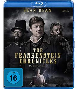 The Frankenstein Chronicles – Die komplette Serie [Blu-ray]