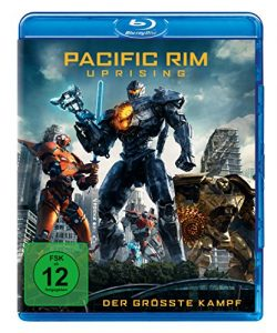 Pacific Rim – Uprising [Blu-ray]