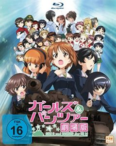 Girls & Panzer – Der Film [Blu-ray]