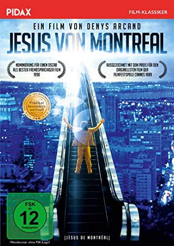 Jesus von Montreal / Vielfach preisgekröntes Meisterwerk und einzigartiger Jesus-Film, ausgezeichnet mit dem Prädikat BESONDERS WERTVOLL (Pidax Film-Klassiker)
