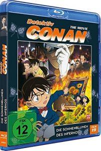Detektiv Conan – 19. Film: Die Sonnenblumen des Infernos [Blu-ray]