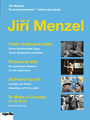 Jiri Menzel - Box  (OmU) - trigon-film dvd-edition 289